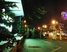 Nam thanh niên gục chết trong trạm xe buýt