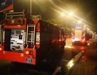 Cả khu phố náo loạn vì căn nhà vắng chủ bốc cháy