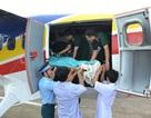Thủy phi cơ đưa bệnh nhân từ đảo Trường Sa Lớn về đất liền cấp cứu