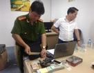 Khám xét công ty kinh doanh vàng trái phép Thiên Việt