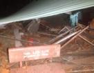 Sập nhà đang xây, 1 người tử vong, 10 người bị thương
