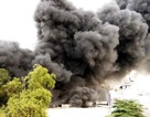 Cháy tầng hầm tòa nhà Parkson, hàng trăm người hoảng loạn