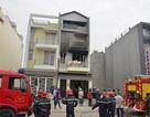 Nhà 4 tầng phát hỏa trưa 27 Tết, khu dân cư hốt hoảng