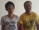 2 người Trung Quốc dùng súng giả cướp ô tô ở Sài Gòn