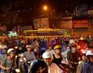"""Giao thông Sài Gòn """"tê liệt"""" sau mưa lớn"""
