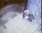 Camera ghi cảnh người đàn ông rơi khỏi thang máy tòa nhà Kumho
