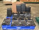 Tịch thu 94 khẩu súng quân dụng và 472 băng đạn vận chuyển qua đường hàng không