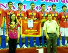 """TPHCM đoạt """"cú đúp"""" giải bóng rổ nam, nữ toàn quốc năm 2015"""