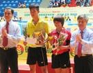 Bế mạc Giải vô địch Bóng bàn toàn quốc báo Nhân Dân năm 2015