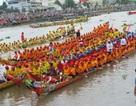 Đua ghe ngo của người Khmer Nam bộ