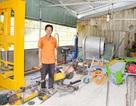 Thầy giáo thể dục chế tạo thành công nông cụ giá rẻ