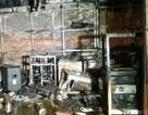 Căn nhà bốc cháy giữa trưa khi vắng chủ