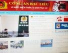 Công an Bạc Liêu mở hộp thư tố giác tội phạm trên trang thông tin điện tử