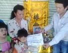Hơn 67 triệu đồng đến với gia đình chị Kim Mai