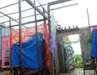 Mới đầu mùa mưa, hàng trăm căn nhà đã hư hại