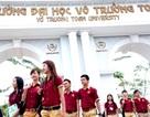 ĐH Võ Trường Toản: Điểm xét tuyển từ 15 điểm trở lên