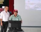 Gần 100 giáo viên học an toàn giao thông
