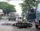 Nam sinh tử vong vì va phải cửa xe tải mở đột ngột