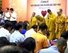 Gần 450 Tăng ni, Phật tử đăng ký hiến tạng cứu người