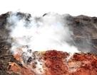 Kỳ lạ ngọn đồi bốc khói trắng suốt trăm năm