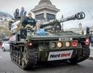 Tour độc, lạ: Ngao du khắp thành phố bằng... xe tăng