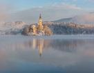 Hòn đảo cổ tích đẹp huyền diệu giữa trời đông