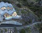 Biệt thự trên hẻm núi có kiến trúc kỳ lạ chưa từng có