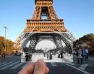 """Paris thay đổi thế nào trong chùm ảnh """"ngày ấy- bây giờ"""""""
