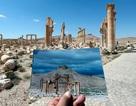 Thành cổ của Syria trước và sau khi bị quân IS tàn phá