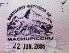 Những con dấu hộ chiếu kỳ lạ và hiếm gặp