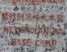 """Khách Trung Quốc đua nhau vẽ bậy trên """"nóc nhà thế giới"""""""