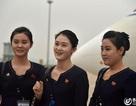 Cận cảnh dàn tiếp viên xinh đẹp của hàng không Triều Tiên