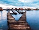 """Ngôi làng nổi đẹp tuyệt còn hơn cả """"thiên đường""""Maldives"""