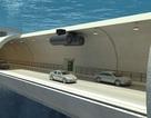 Khám phá đường hầm nổi chạy xuyên dưới biển trị giá 25 tỷ USD