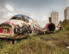 """Bên trong """"nghĩa địa máy bay"""" ở Bangkok"""