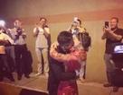 Sợ lỡ giờ tốt, cặp đôi làm đám cưới ngay trong … đường hầm