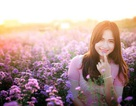 Ngất ngây với thảo nguyên hoa ngay giữa lòng Hà Nội