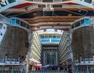 Bên trong siêu du thuyền chở khách lớn gấp 5 lần tàu Titanic