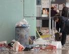 """Du khách sốc khi chứng kiến sân bay như """"bãi rác khổng lồ"""""""