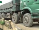 """Vụ cầu đường tỉnh lộ bị """"băm nát"""": Giám đốc Sở GTVT Lạng Sơn hứa khắc phục nhanh"""