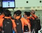 U23 Việt Nam rời TPHCM, sang Qatar dự giải châu Á