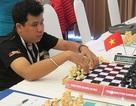Kỳ thủ khiếm thị so tài cùng các cao thủ tại giải cờ vua quốc tế HDBank 2016