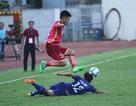 Sài Gòn FC hòa Quảng Nam trong ngày chào sân Thống Nhất