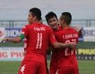 B.Bình Dương chia điểm với Sài Gòn FC trên sân nhà
