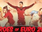 """Năm nhân vật """"Siêu anh hùng"""" ở Euro 2016"""