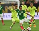 Hoà Venezuela, Mexico dẫn đầu bảng C