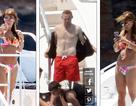 Rooney dẫn vợ du ngoạn Địa Trung Hải để quên đi nỗi buồn