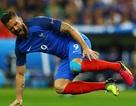 Giroud có thể lỡ trận bán kết Euro 2016 vì chấn thương