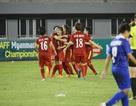 Đánh bại Thái Lan, đội tuyển nữ Việt Nam giữ vững ngôi đầu bảng