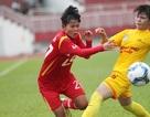 Thắng TPHCM, Hà Nam vọt lên dẫn đầu giải bóng đá nữ quốc gia 2016